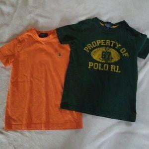 4T Polo Tshirts